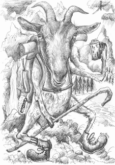 goat by kevin