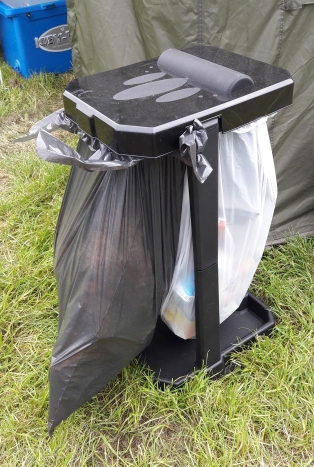 camping bin