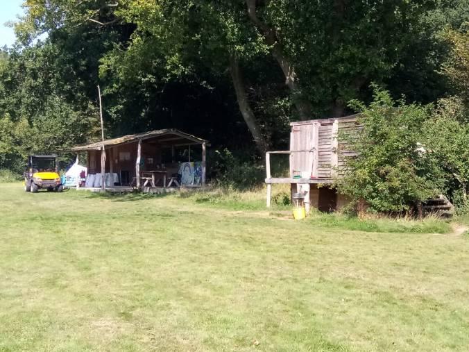 Freshwinds campsite